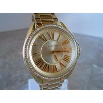 Reloj Michael Kors Mk6184 Oro 100% Original Envió Gratis !!!