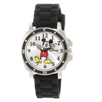 Disney Vintage Mickey Mouse Reloj 100% Original De Coleccion