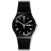 Reloj Swatch Suob715 Negro