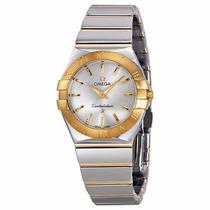 Reloj Omega Constellation Mujer Oro 18k 12320276002004