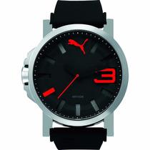 Puma Ultrasize Silver 50mm Pu103911006 Relojes Diego Vez