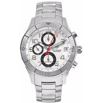 Reloj Victorinox Ssc Chrono A. Inoxidable Automático 241191
