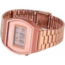 Reloj Casio B640 Cobre Cronometro Alarma Led