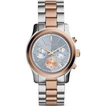 Reloj Michael Kors Mujer Mk6166 Mk 100% Autentico
