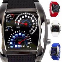 Reloj Smart Aviador F50 Original Watch Binario Caucho Lujooo