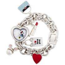 Reloj Para Mujeres 100% Original Disney Mn2010 Rm4