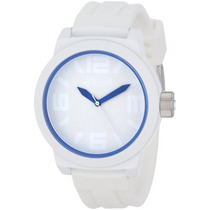 Reloj Kenneth Cole Reaction Blanco Femenino