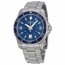 Reloj Victorinox Maverick Cronógrafo Azul 241602