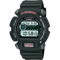 Reloj Casio G-shock Dw9052 Alarmas Antirayaduras 200m Luz