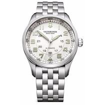 Reloj Victorinox Airboss Acero Inoxidable Automático 241506