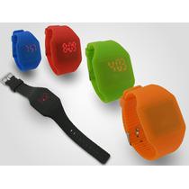 Relojes Led Touch Colores De Moda