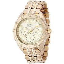 Reloj Armitron 20/4664chgp Dorado