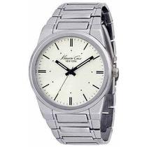 Reloj Kenneth Cole Wkc1222 Plateado Masculino