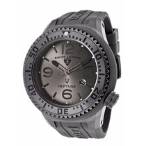 Reloj Swiss Legend Neptune Caucho Gris 21848d-pht-014