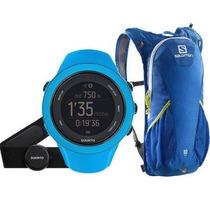 Reloj Suunto Ambit3 Sport Gps Azul