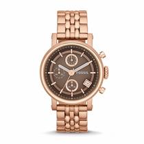 Original Boyfriend Chronograph Rose Stainless Steel Watch
