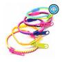Pulsera De Cierre Unisex Colores Innovador Moderno Fashion