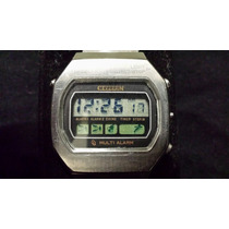 Reloj Citizen Digital Cuarzo(vintage)