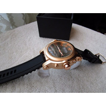 Precioso Reloj Hugo Boss Caucho Grande. Subasta 1 Peso