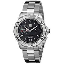 Reloj Tag Heuer Modelo Plateado Wth1