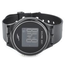 Relógio De Pulso Com Impermeável Led Digital