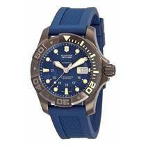 Reloj Victorinox Dive Master 500 Black Ice Automático 241425