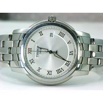 100% Original Reloj Tissot Ballade Con Cristal De Zafiro.