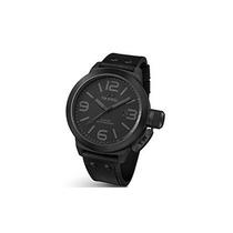 Tw Steel Tw822 Cantina Varonil Todos Negro Reloj