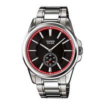 Reloj Casio Caballero Mtp E101d - 1a2v Analogo 100% Original
