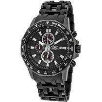 Reloj Invicta Sea Spider Cronógrafo Negro 1933 Garantia
