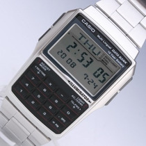 Reloj Casio Databank Dbc32d Calculadora Telememo