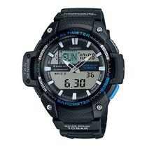 Reloj Casio Sgw 450 Con Termometro Altimetro Barometro