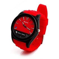 Martian Reloj Digital Color Rojo Nuevo Blakhelmet Sp