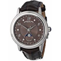 Reloj Raymond Weil Fase Lunar Automático 2739-l2-05785