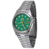 Reloj Orient Wort1174 Plateado