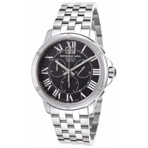 Reloj Raymond Weil Tango A. Inoxidable Negro 4891-st-00200