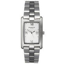 Reloj Kenneth Cole Plateado Masculino