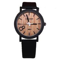 Relojes Simulación Madera Hombre Dama Reloj Moda Mayoreo