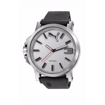 Reloj Puma Original Para Hombre Blanco Mano Izquierda