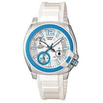 Reloj Casio Dama Ltp-1320b-2a1vdf Analogico 100% Original