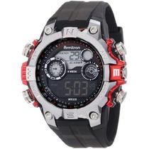 Reloj Armitron 40/8251red Negro