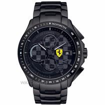 Reloj Original Scuderia Ferrari 0830087 | Cronografo |