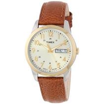 Reloj Timex T2p1339j Marrón