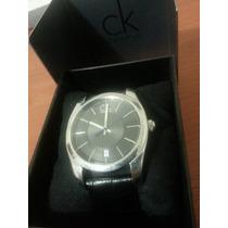 Reloj Ck Swiss Con Estuche