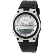Reloj Casio Aw80-7av - Plateado