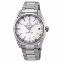 Reloj Omega Seamaster Automático Plateado 23110392102002