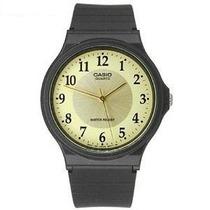 Reloj Casio Collection Analogico Clasico Retro Mq24-9b3