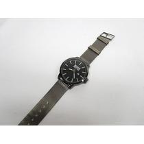 Reloj Hugo Boss Con Fechador Y Pavonado En Subasta $1