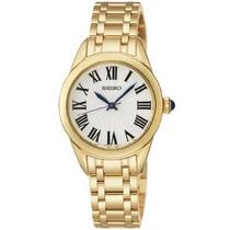 Reloj Seiko Dorado Femenino