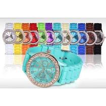 Relojes Geneva Excelente Precio, Oferta!!!